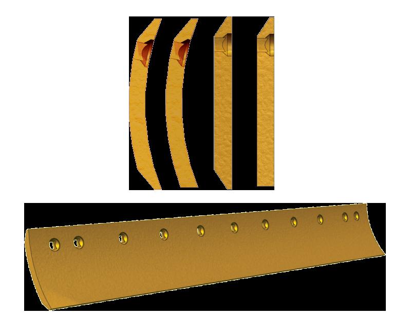 11101: grader blades