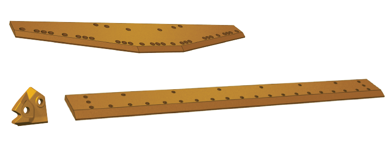 9301: loader base edges and corners