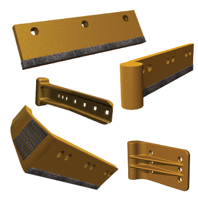 Curb runners and plow guards - 9207